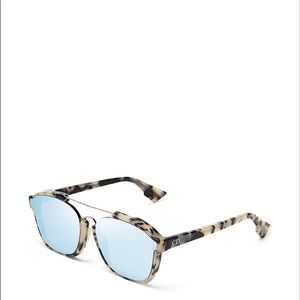 AUTHENTIC! Dior Abstract Square Mirrored Sunglases
